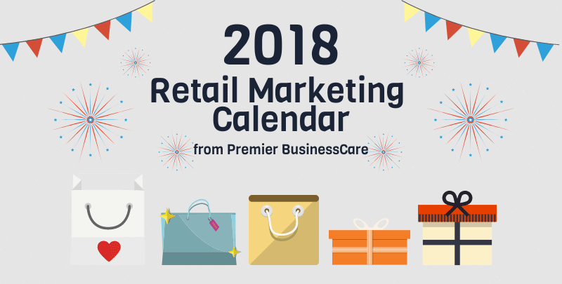 2018 events calendar for uk retailers - header