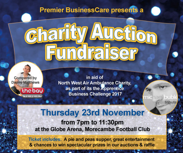 The Apprentice Charity Auction Fundraiser