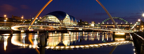 Building Cities: Newcastle-Upon-Tyne