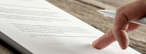 How to outline terms and conditions for your business