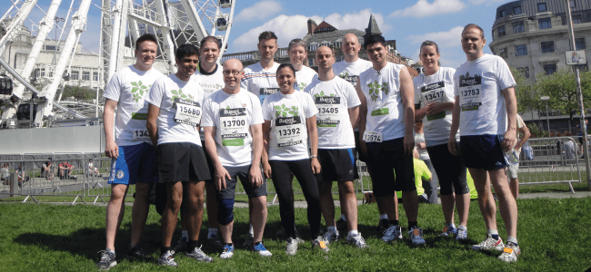 Premierline races ahead with its fundraising