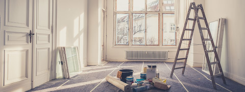 How to renovate your property with minimum disruption to tenants