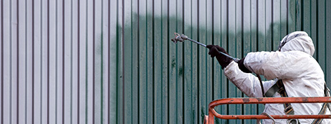 Keeping your team safe from spray painting hazards