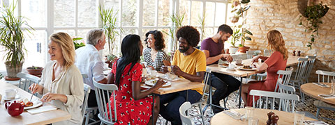 What do customers want from their dining experience